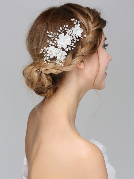 Elegante Alloy Headpieces do casamento