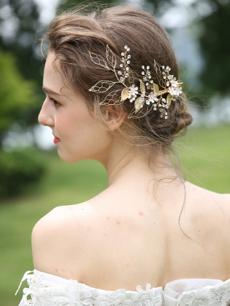 Bright Alloy Headpieces do casamento